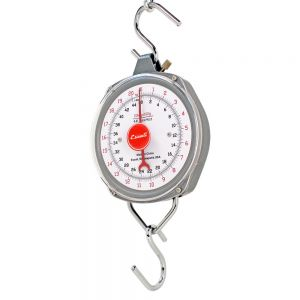 H-Series Hanging Scale, 44 Lb x 4 oz / 20 Kg x 0.1 kg